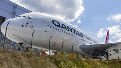 VH-OQG - QANTAS Airbus A380