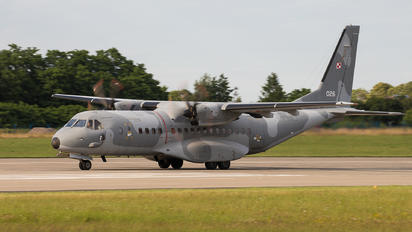 026 - Poland - Air Force Casa C-295M