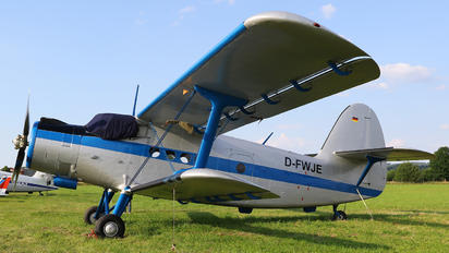 D-FWJE - Private PZL An-2