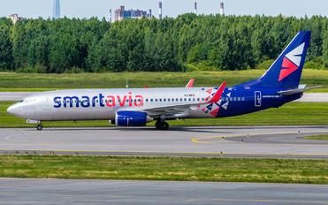 VQ-BEE - Smartavia Boeing 737-800