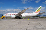 Ethiopian Boeing 787 Dreamliner visited Guatemala title=