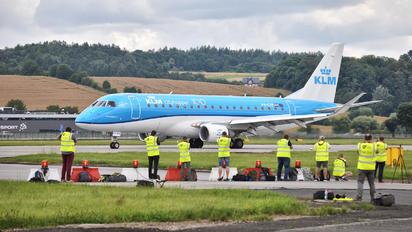 PH-EXP - KLM Cityhopper Embraer ERJ-175 (170-200)