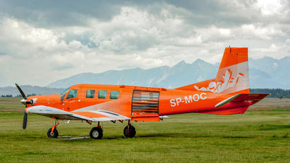 SP-MOC - Private Pacific Aerospace 750XL