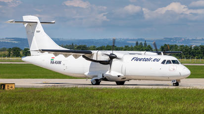 HA-KAM - Fleet Air International ATR 42 (all models)