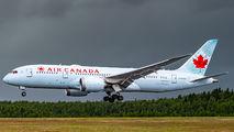 C-GHQQ - Air Canada Boeing 787-8 Dreamliner aircraft
