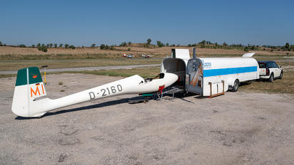 D-2160 - Private Glasflugel H-201 Standard Libelle