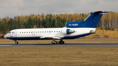 RA-42384 - UTair Yakovlev Yak-42