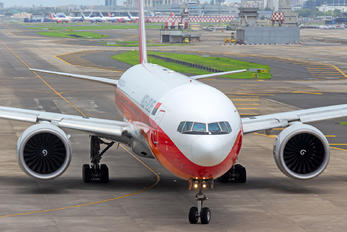 D2-TEJ - TAAG - Angola Airlines Boeing 777-300ER