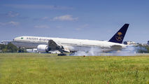HZ-AK31 - Saudi Arabian Airlines Boeing 777-300ER aircraft