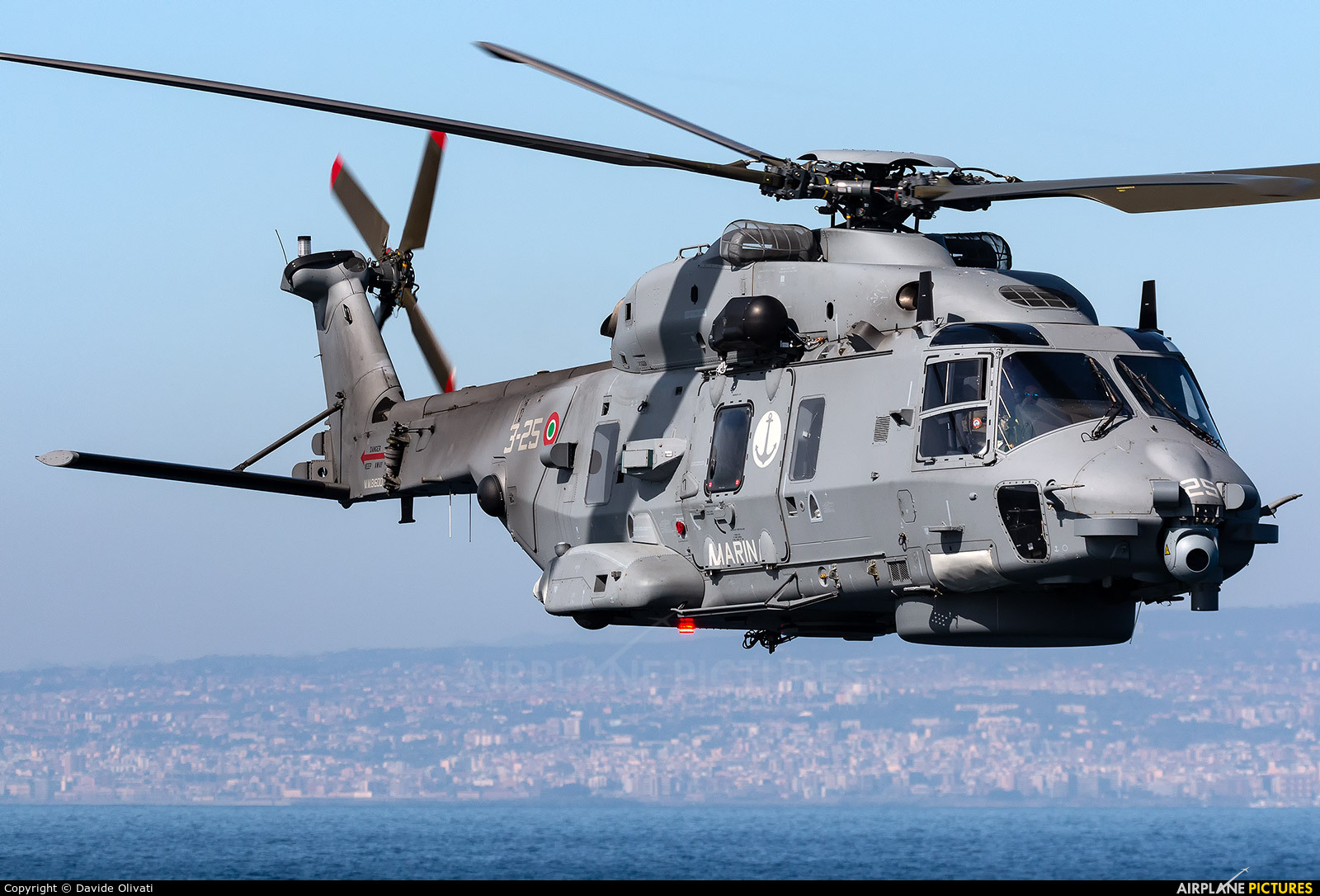 Italy - Navy MM81600 aircraft at Off Airport - Italy