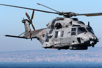 MM81600 - Italy - Navy NH Industries NH-90 TTH