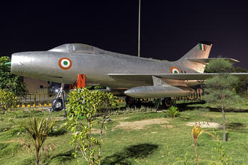 IA1012 - India - Air Force Dassault MD.452 Mystere IV