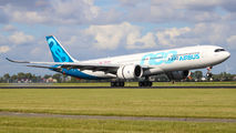 Airbus A330neo visited Amsterdam title=