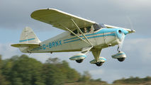 G-BRNX - Private Piper PA-22 Caribbean aircraft