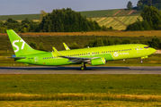VP-BDG - S7 Airlines Boeing 737-800 aircraft
