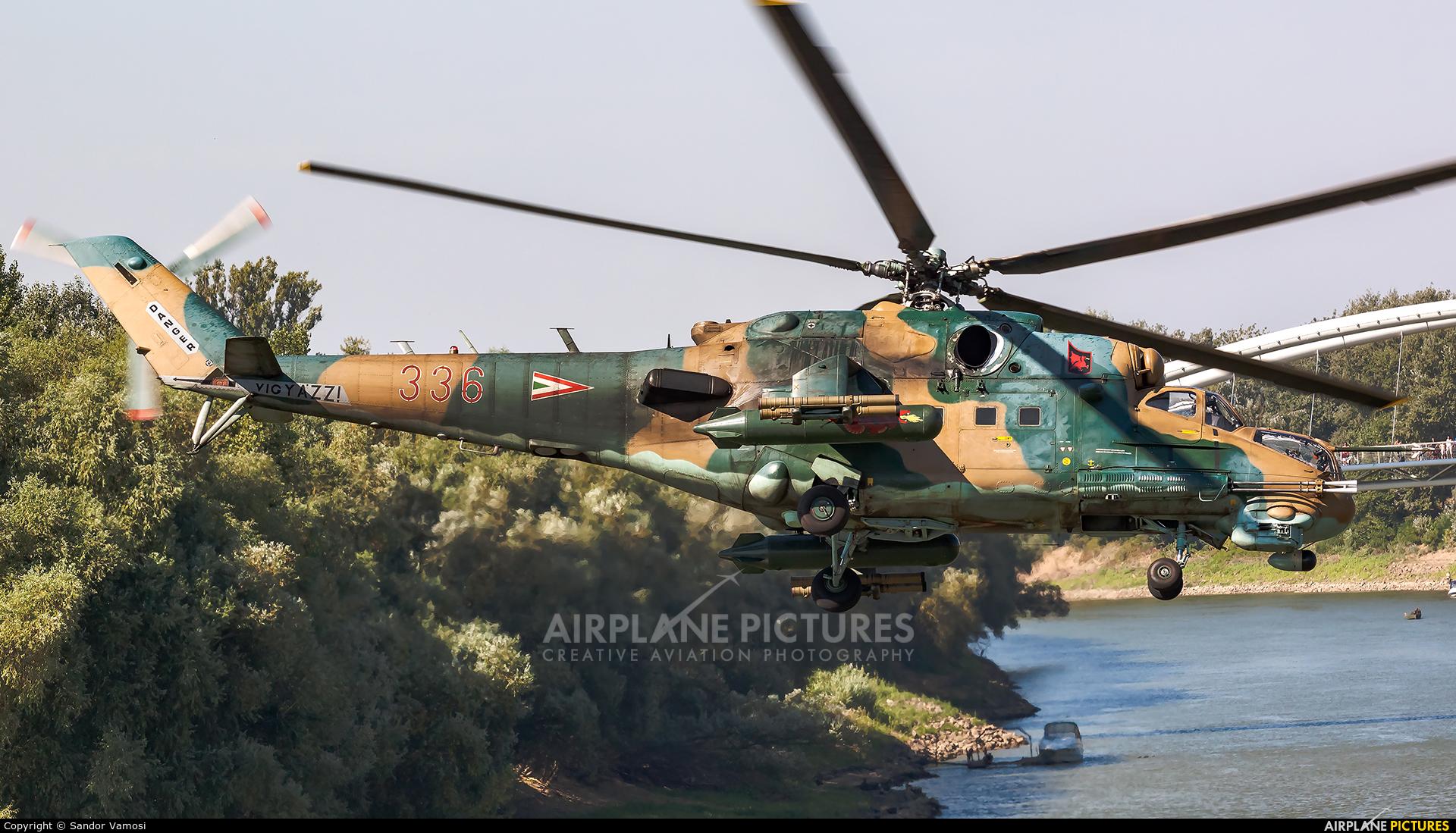 Hungary - Air Force 336 aircraft at Off Airport - Hungary