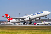 TC-JNJ - Turkish Airlines Airbus A330-300 aircraft