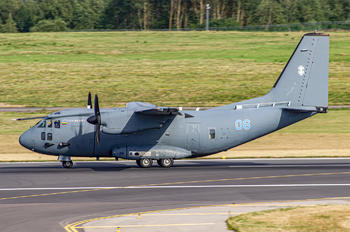 06 - Lithuania - Air Force Alenia Aermacchi C-27J Spartan