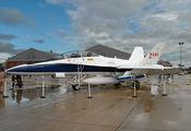 N852NA - NASA McDonnell Douglas F-18B Hornet aircraft