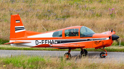 D-EEHA -  Grumman American AA-5 Traveller