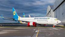 UR-PSS - Ukraine International Airlines Boeing 737-800 aircraft