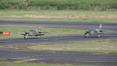 FAP-1059 - Paraguay - Air Force Embraer EMB-312 Tucano T-27