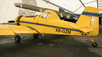 XB-GZM - Private Air Tractor AT-301
