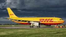 EI-EXR - DHL Cargo Airbus A300F aircraft