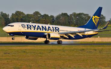 9H-QDX - Ryanair (Malta Air) Boeing 737-8AS