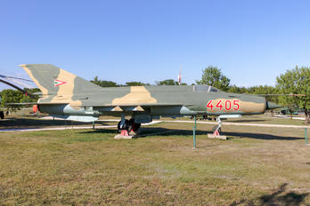 4405 - Hungary - Air Force Mikoyan-Gurevich MiG-21MF