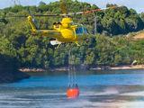 EC-MUE - Rotorsun Bell 412HP aircraft