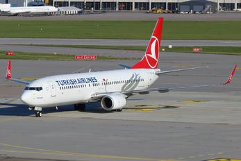TC-JGD - Turkish Airlines Boeing 737-800