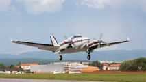 D-IBFS - Brose Beechcraft 90 King Air aircraft
