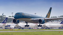 VN-A898 - Vietnam Airlines Airbus A350-900 aircraft