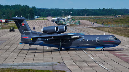 20 - Russia - Navy Beriev Be-200