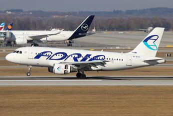 S5-AAX - Adria Airways Airbus A319