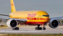 D-AALL - DHL (Aerologic) Boeing 777F aircraft