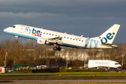 G-FBJE - Flybe Embraer ERJ-175 (170-200) aircraft
