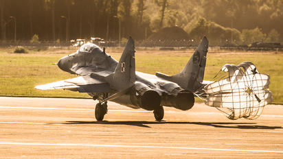 83 - Poland - Air Force Mikoyan-Gurevich MiG-29