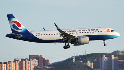 B-305P - Chongqing Airlines Airbus A320 NEO