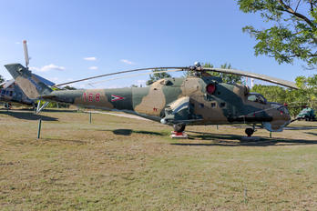 168 - Hungary - Air Force Mil Mi-24D