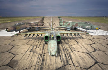 252 - Bulgaria - Air Force Sukhoi Su-25K