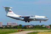 RF-78810 - Russia - Air Force Ilyushin Il-76 (all models) aircraft