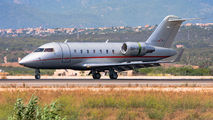 9H-VFB - Private Bombardier Challenger 605 aircraft