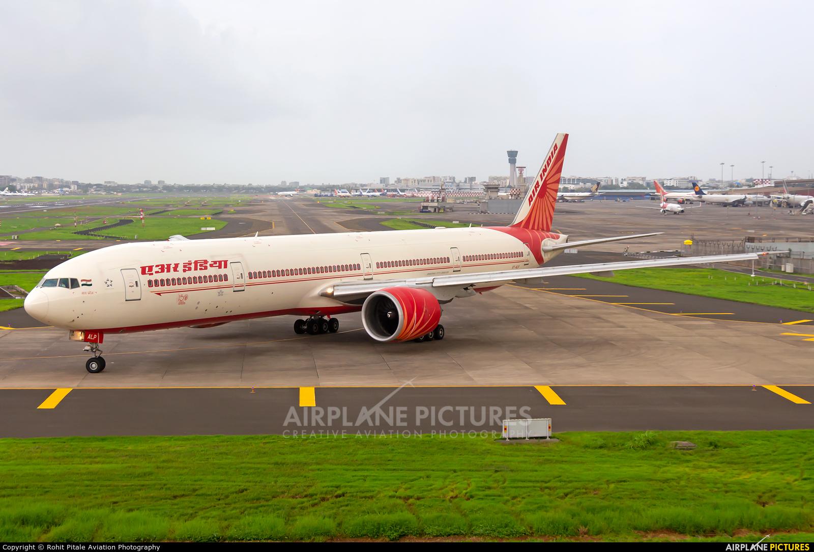 Air India VT-ALP aircraft at Mumbai - Chhatrapati Shivaji Intl