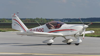 G-LGOC - 3AT3 Formation Flying Team Aero AT-3 R100