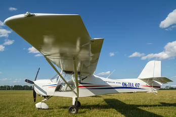 OK-TUL07 - Private EuroFOX Microlight