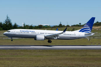 HP-9904CMP - Copa Airlines Boeing 737-9 MAX