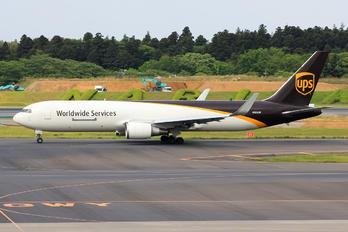 N306UP - UPS - United Parcel Service Boeing 767-300F