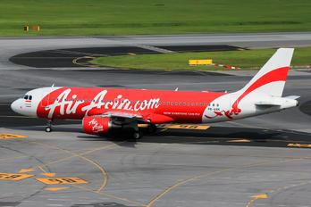 PK-AXK - AirAsia (Malaysia) Airbus A320